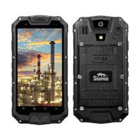 Wholesale Tri Micro Sim Card - SNOPOW M9-LTE Ultimate Unlocked 4G Rugged WalkieTalkie Smartphone - Android IP68 Waterproof Outdoor Tri-proof With DualSIM Powerbank PPT NFC