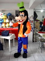 Wholesale Goofy Costume Characters - Goofy Dog Mascot Costume Cartoon Character Adult Size Longteng high quality(TM)05