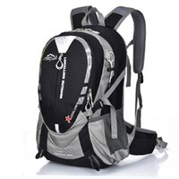 Wholesale Road Bicycle Bags - Outdoor Professional Cycling Backpack Riding Rucksacks Bicycle Road bag Bike Knapsack Sport Camping Hiking Backpack 25L X185