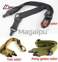 Wholesale Shotgun Belt - Magaipu High Quality Hunting Gun Accessories Rifle Gun Sling Strap Shotgun Shoulder Belt Adjustable For Hunting Shooting