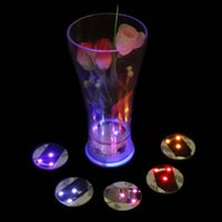 Light Up Led Lampeggiante Bottiglia 3M Sticker Coppa Tazza Coppa Tazza da Coppa Tazza per i Party Club Party Party Party