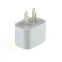 Wholesale New Home Wall Charger - High Quality 5V 2A Wall Charger US Plug AC Power Adapter Home Travel Wall single port USB Charger for iPhone 5 6 7 Samsung HTC new design