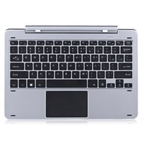 Wholesale Docking Keyboard - Original Chuwi Hi12 Docking Keyboard Slim Multi Mode Multi Mode Rotary Shaft Keyboard Magnetic Docking Pogo Pin Separable Design +B