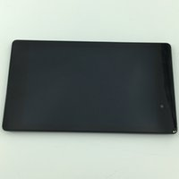Display LCD + Touch Screen Digitizer Assembly con cornice per ASUS Google Nexus 7 2nd Gen 2013 ME571KL versione 3G