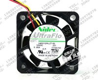 Wholesale Bga Amd - Wholesale- New original authentic U40X12MLZ7-53 4CM 12V 0.05A BGA silent fan