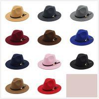 5b4bcca8489 Wholesale fedora hats for men online - New Fashion TOP hats for men women  Elegant fashion