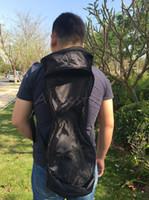 naylon taşıma çantası toptan satış-2 tekerlekli kendi dengeleyici sırt çantası çantası naylon kumaş e scooter taşıma çantası arka paketi su geçirmez çanta çantaları için 6,5 inç 8 inç 10 inç DHL