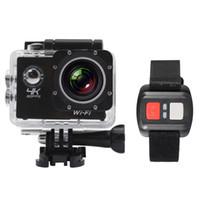 sport kamera zoom großhandel-4K Kamera 2
