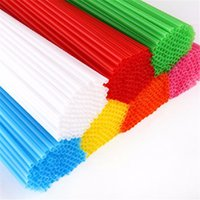 Wholesale High Quality Latex Balloons - Balloons Stick rod Accessories high quality 34CM multicolor and pure white plastic balloon prop lever Balloons accessories BA002
