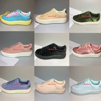 Nouveau Basket Creepers Glo Rihanna Sneakers Casual Femmes Sports Casual Chaussures Femmes Mode Classique Chaussures 36-40