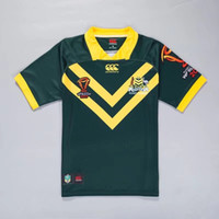 Wholesale australian wholesalers - Hot sales Australia 2017 World Cup NRL Jersey rugby shirt 17 18 Australian rugby Jerseys NRL National Rugby League shirts