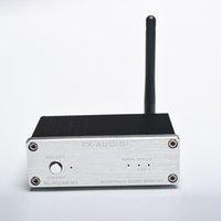 ingrosso ricevitore amplificatore audio-Freeshipping FX-AUDIO Fidelity HIFI Lossless Ricevitore audio Bluetooth in fibra ottica coassiale può essere collegato ad un amplificatore digitale puro
