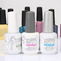 Harmony Gelish Nagellack STRUCTURE GEL Soak Off Clear Nail Gel LED UV Foundation Top it off Nail Art Lack Farbe Gel