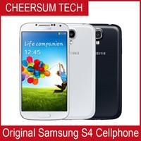 Wholesale Galaxy S4 Dual - I9505 Original Unlocked Samsung Galaxy S4 i9505 Smartphone 4G Quad Core 5.0 '' 2GB RAM Refurbished