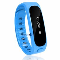 Wholesale Bluetooth H9 - Sport Bracelet Watch Wristwatch Band H9 Smart Wristband Waterproof Anti-lost Smartwatch Bluetooth Pedometer for iPhone Samsung Android iOS