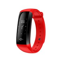 Wholesale Wireless Heart Rate Monitor Sport - Bluetooth Smart Wristband Waterproof Wireless Sports Bracelet Support Pedometer Blood Pressure Heart Rate Monitor Outdoor Equipment M2S