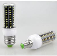 Wholesale Flux Power - High Luminous Flux 4014 SMD No Flicker LED Corn Bulb E27 E14 LED Spot light 38 55 78 88 140LEDs Smart Power IC