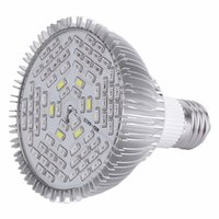 Wholesale Plant Lights For Sale - New LED Full Spectrum Growing Light E27 28W 30W 50W 80W AC85-265V For Hydroponic LED Plants Indoor Growing Lamp Hot Sale