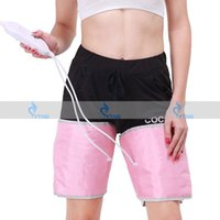 Wholesale Leg Wrap Cellulite - FIR Sauna Leg Slimming Blanket Belt Wrap Vibrating Weight Loss Far Infrared Ray Thigh Massager Cellulite Fat Burning Body Shaping Home Use