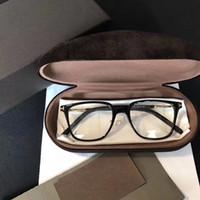 ingrosso modello di vetro quadrato-5471 Fashion Luxury Glasses Square Shape Retro Vintage Uomo Donna Designer con pacchetto originale Full Frame Occhiali Wayferer Modello Case