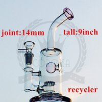 Wholesale Nails Online - Corona Online shop Heavy base High quality 13 7Arm perc glass bong water pipe oil rigs with quartz banger nail shipping