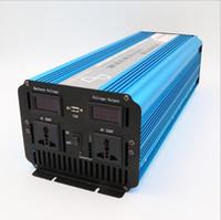 Wholesale Ac Dc Power Inverters - Bellt 3000W Car Power Inverter 24V dc to 220V ac Pure Sine Wave Inverter Solar battery inverters