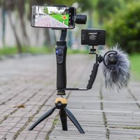 Wholesale sumsung smartphone online – Freeshipping Smooth Q For GoPro action camera gimbal smartphone Axis gimbal steadicam steadicam for iphone Sumsung For GoPro