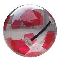 cremallera para bola de agua al por mayor-Envío Gratis Más Fuerte PVC 1mm Walking Ball Clear Water Walker Inflable Zorb Balls Coloreado Alemania Tizip Zipper 1.5m 2m 2.5m 3m