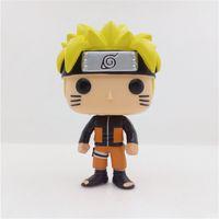 Wholesale Nendoroid Naruto - LilyToyFirm FUNKO POP 71 Anime Naruto Nendoroid Action Figure PVC Action Figure Collectible Model Toy 10cm