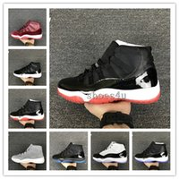 Hight Cut space ship model - New Model High Quality Airs Retro XI Space Jams Legend Blue Men s Basketball Sport Footwear Sneaker Trainers Shoes