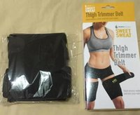 Sweet Sweat Regolabile Trimmer Belt Kneepad Muscoli Ghette Protettive Correre Cinture Trimmer Trimmer Calzoncini Sport