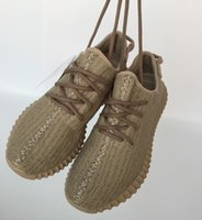 O mais popular do ano Kanye West 350 Turtle Dove Moonrock Oxford Tan Pirate Black High Quility Cinzento Shoes Right Version Running Shoes