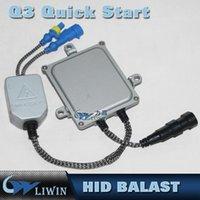 Wholesale Head Lamp Ballast - High Quality New 55W Q3 Fast Star Hid Ballast For Auto Head Lamp 9-16V Auto Xenon Hid Ballast For H1 H4 H7 9006 Hid Lamp