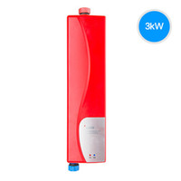 Wholesale Instant Water Heater For Bathroom - Household Tankless Water Heater Instant Shower Electric Water Heater for Kitchen Bathroom Practical Double Shell Water Heating