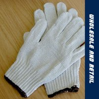 Wholesale Tear Gloves - 2017 Manufacturers selling hot cotton gloves yarn thickening wear and tear repair industrial wholesale work gloves
