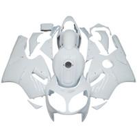 ingrosso fibbie bianche perla-Carene ABS per Kawasaki ZX12R Anno 2000 - 2001 Perla White Injection Novità