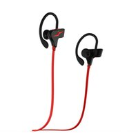 Wholesale Best Earphone Running - Best Wireless Sports Earphones Waterproof HD Stereo Sweatproof Earbuds for Gym Running Workout 10 Hour Battery Noise Cancelling Headsets