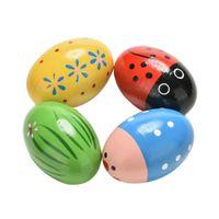Holzeier Kind Spielzeug Lernspielzeug Hölzerne Eier Holzspielzeug Lebensmittel Holzspielzeug Spielzeug