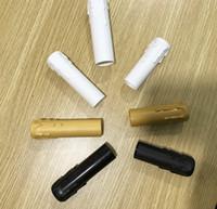candelabros de plástico al por mayor-Dia 25mm Nuevo PLÁSTICO STOCKARD SOCKET CANDELLA CUBIERTA con goteos 3 colores Envío gratis