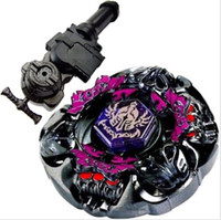 ingrosso beyblade l launcher-1PC 4D Beyblade Metal Fight GRAVITY DESTROYER / PERSEUS AD145WD Metal Masters BB80 Beyblade + L-R Starter Launcher + Impugnatura manuale