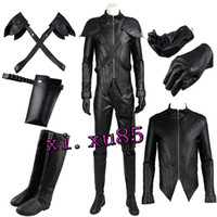 Wholesale Final Fantasy Pink - Cos Final Fantasy XV Loz Cosplay Costume Full Suit Custom Size Unisex