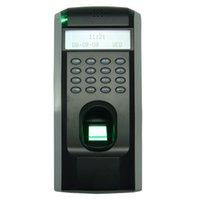 Wholesale Zk Software - Wholesale-ZK F7 TCP IP or RS232 and RS485 Biometric Finger Print Door Access Controller ZK Teco F7 High Speed Time Recorder with software