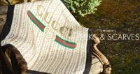 Wholesale Silk Shawl Stripe - Women's Silks & Scarves Blooms print silk scarf Silk wool jacquard shawl Metallic wool scarf