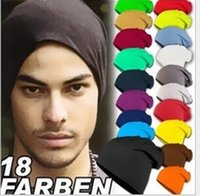 50 stücke Männlichen weiblichen mode koreanische süßigkeit farbe mann hip hop häkeln caps turtleneck kappe hut stricken Beanie hüte Outdoor Hüte F464