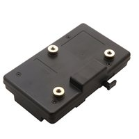 Wholesale V Mount Plate - Drop Shipping 1Pcs V-Mount Lock To Anton Bauer Battery Adaptor Plate Fit Sony Panasonic JVC Video