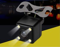 HD Car Rear View Camera Parking Reverse CCD Vision nocturne Grand angle étanche à l'eau