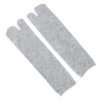 Wholesale Geta Sandals - Wholesale-3 Pairs Japanese Kimono Flip Flop Sandal Split Toe Tabi Ninja Geta Socks NEW LT2