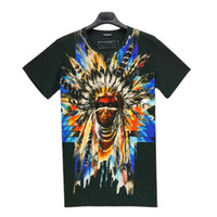 Wholesale T Shirt For Slim Male - Luxury Brand summer style Cotton men Clothing Male Slim Fit shirt Man T-shirts Casual robin shirts for men Swag mens tops tees robins