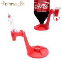 Wholesale Novelty Drinks Dispenser - Novelty Households Portable Bar Kitchen Drinking Soda Water Coca Coke Fizz Gadget Saver Dispenser