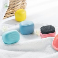 Wholesale New Sofa Leather - YIHONG New Cute Mini Sponge Shoes Brush Quick Shine Cleaning Brush For Shoes PU Bags Sofa Leather Things A998b